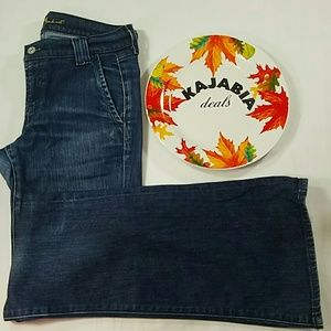 7 FOR ALL MANKIND Flare Leg Jeans. Size 27 💥NL💥